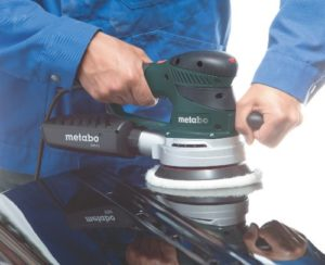 Metabo 600129000 Exzenterschleifer SXE 450 Turbo Tec - 3