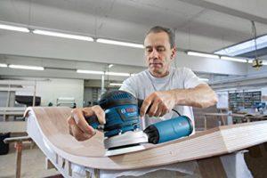 Bosch GEX 125 - 150 - Exzenterschleifer Test